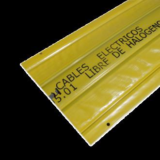 DLT Placa se señalización y protección subterránea