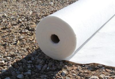 Ventajas del geotextil según aplicación