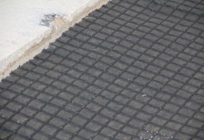 Mallas para el refuerzo del pavimento flexible