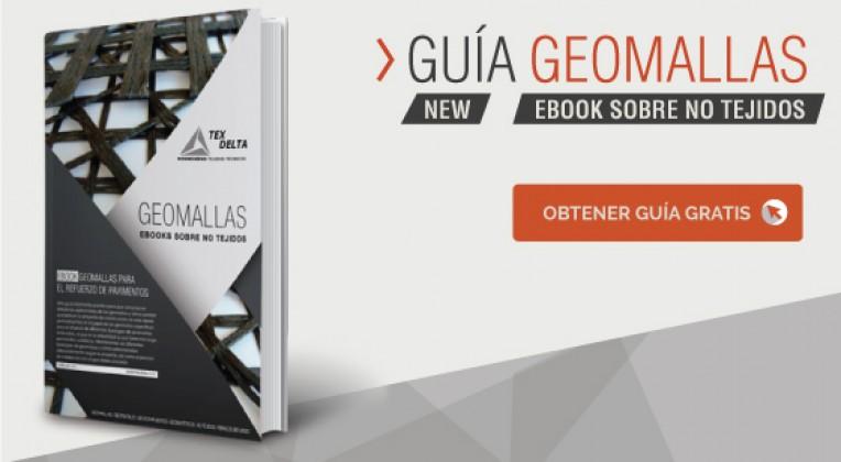 Nuevo ebook sobre geomallas para el refuerzo de pavimentos