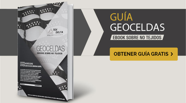 Geoceldas para el refuerzo y estabilización: lanzamos un nuevo e-book con toda la información sobre este novedoso método y sus aplicaciones