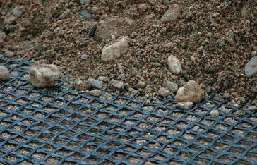 GEOGRIDS FOR REINFORCEMENT