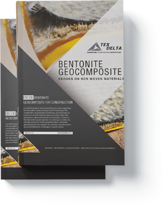 Bentonite Geocomposite